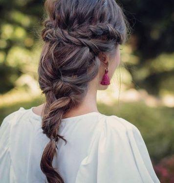 Peinados para Novias de Actualidad Castro del Rio