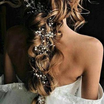 Peinados para Novias de Actualidad El Carpio