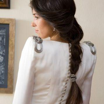 Peinados para Novias de Actualidad La Carlota
