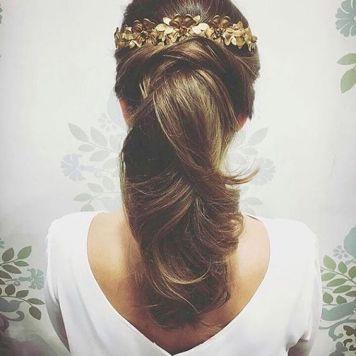 Peinados para Novias de Actualidad La Rambla
