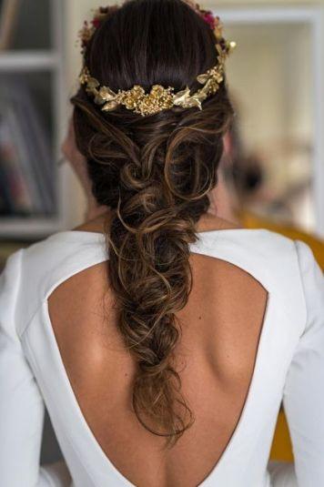 Peinados para Novias de Actualidad Puente Genil