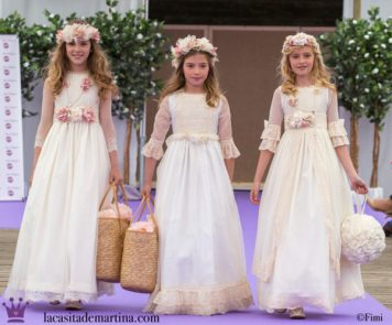 Peluqueria para niñas de Primera Comunion en Cordoba Campestre