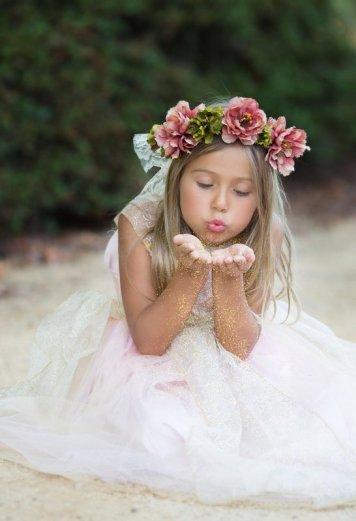 Peluqueria para niñas de Primera Comunion en Cordoba Elegancia