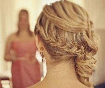 Algunas Sugerencias de Peinados con Trenzas Recogido al Lado