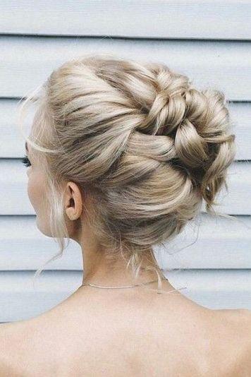 Algunas Sugerencias de Peinados con Trenzas Recogido Superior