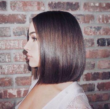 Estilos de pelo Glass hair de Tendencia Piel Clara