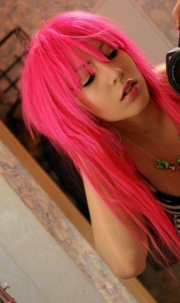 Tintes de Neon y Propuestas de Colores Fucsia