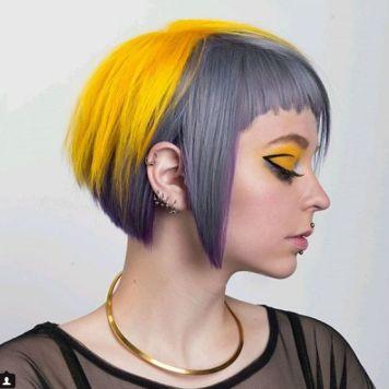 Tintes de Neon y Propuestas de Colores Gris y Mostaza
