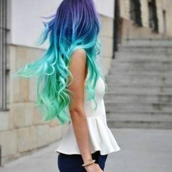 Tintes de Neon y Propuestas de Colores Turquesa y Azul