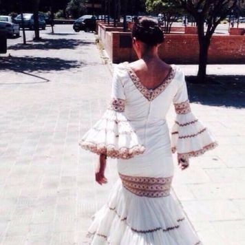 Todo Ideas de flamenca recogido informal