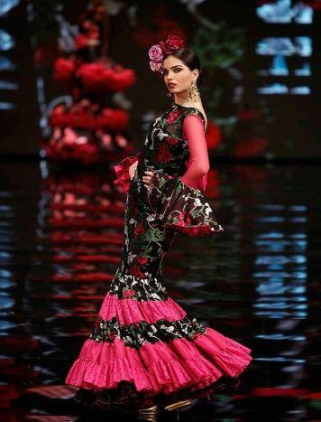 Todo Ideas en manicura flamenca