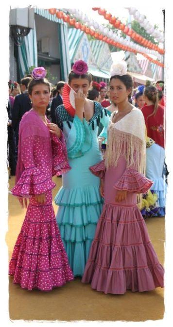 Todo Ideas en flamencas con mantones