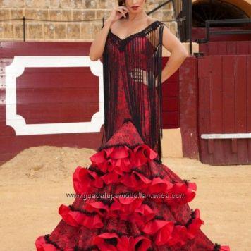 Todo Ideas en flamenca pelo liso