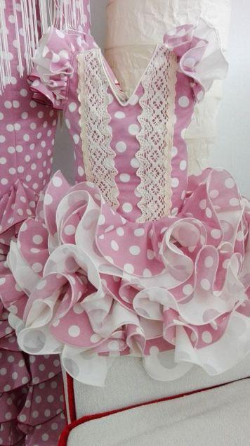 Todo Ideas de flamenca para niña rosa