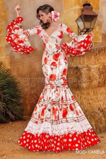Todo Ideas en complementos flamenca niña floral andaluz
