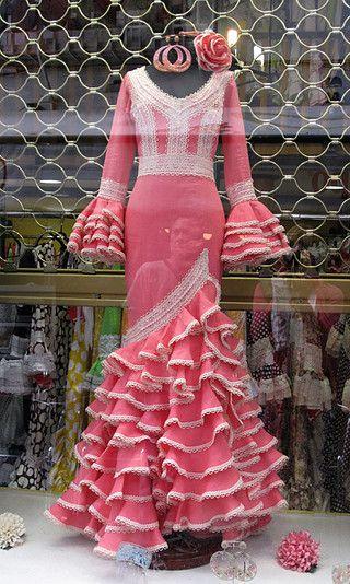 Todo Ideas en flamenca en escaparate