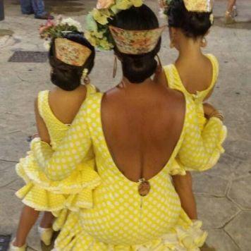 Todo Ideas en complementos flamenca online peinetas