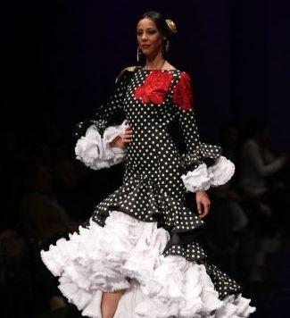 Todo Ideas en complementos para flamenca desigual