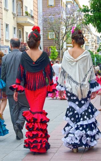 Todo Ideas en accesorios traje de flamenca