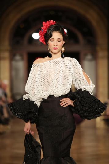 Todo Ideas en trajes de flamenca elegantes con blusa