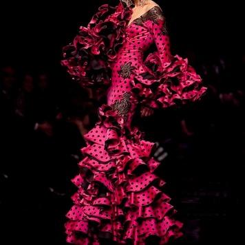 Todo Ideas en vestidos de flamenca mujer misteriosa
