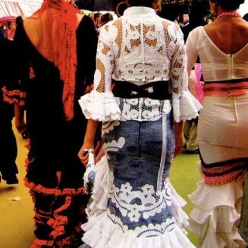 Todo Ideas en falda flamenca mujer decoradas
