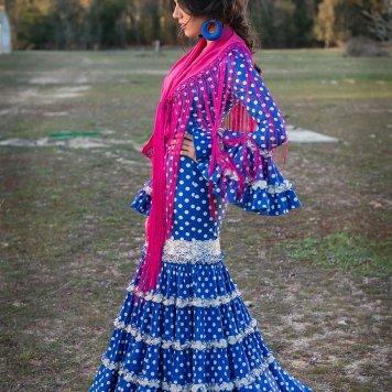 Todo Ideas en flamenca complementos para pelo trenzado