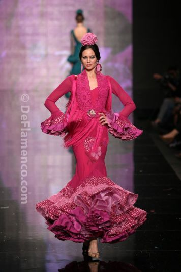 Todo Ideas en flamenca moda pelo negro