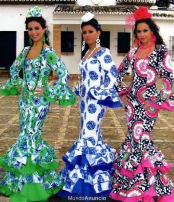 Todo Ideas en fofucha flamenca