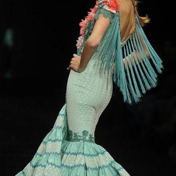 Todo Ideas en lina moda flamenca bitono
