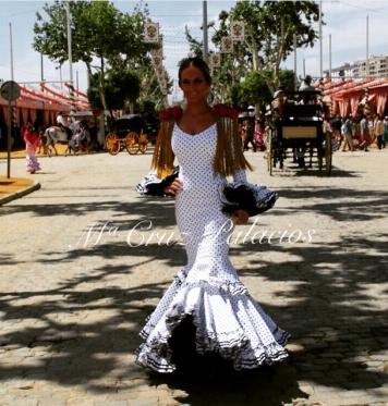 Todo Ideas en mantoncillos de flamenca Maricruz palacios