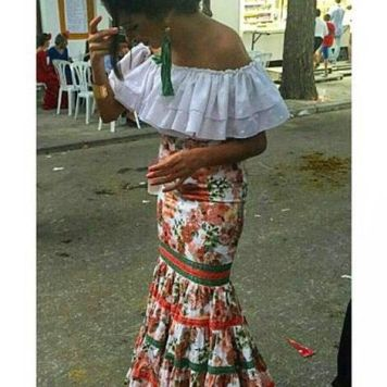 Todo Ideas en maria isabel ruiz moda flamenca