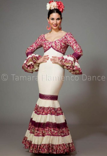 trajes de flamenca 2018 aires de feria