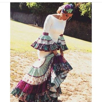 Todo Ideas en moda flamenca cordoba natural