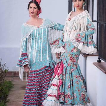 Todo Ideas en moda flamenca lina