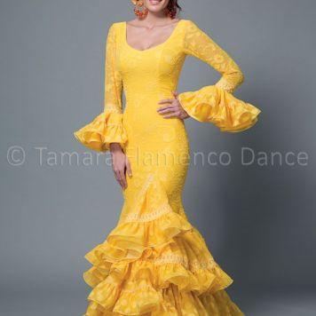 Todo Ideas en moda flamenca Manuela jurado