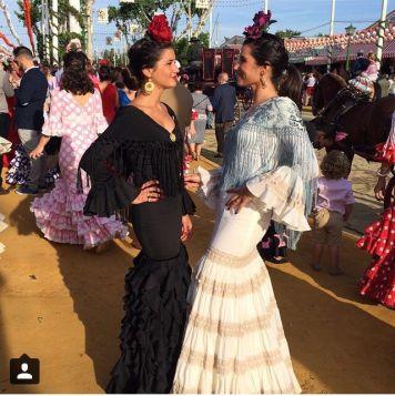 Todo Ideas en moda flamenca pilar vera