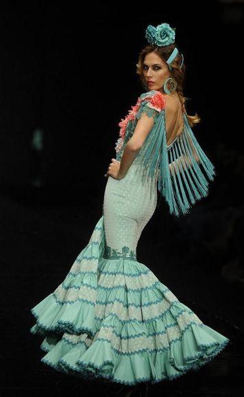 Todo Ideas en moda flamenca simof look
