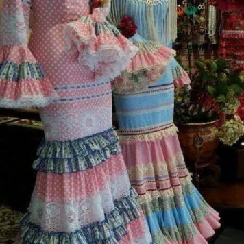 Todo Ideas en moda flamenca vicky martin berrocal