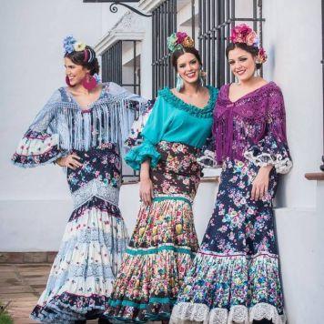 Todo Ideas en molina moda flamenca