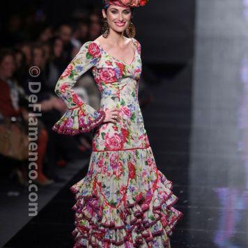 Todo Ideas en pasarela flamenca De Flamenco