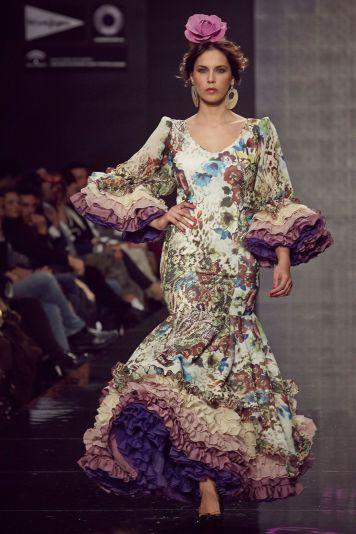 Todo Ideas en pasarela moda flamenca