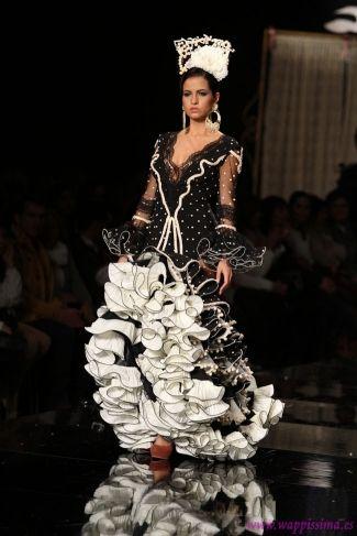 Todo Ideas en pendiente flamenca aros