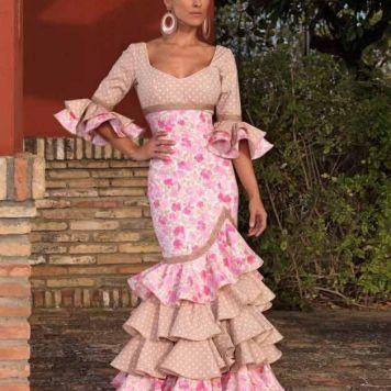 Todo Ideas en rociera moda flamenca