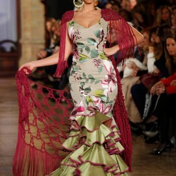 Todo Ideas en traje de flamenca sevilla brillo