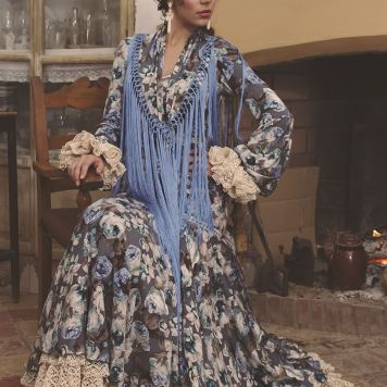 Todo Ideas en traje de flamenca vicky