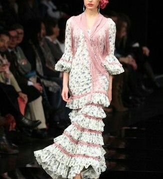 Todo Ideas en traje flamenca segunda mano en Cordoba maquillaje