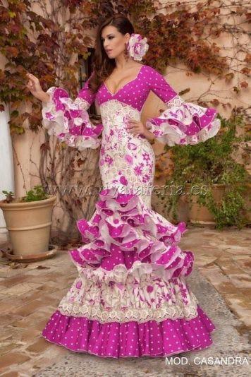 Todo Ideas en traje flamenca talla especial