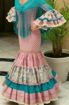 Todo Ideas en traje flamenca gama alta
