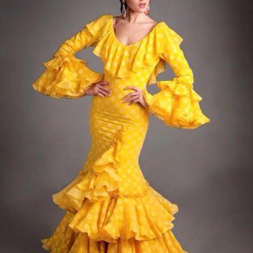 Todo Ideas en trajes de flamenca aires de feria